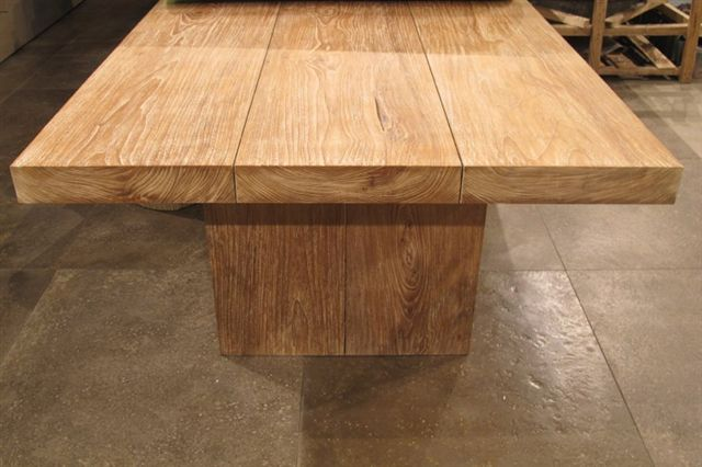 FURNITURE Teak Table